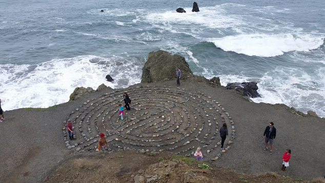 Hidden Gems of San Francisco: Lands End Labyrinth
