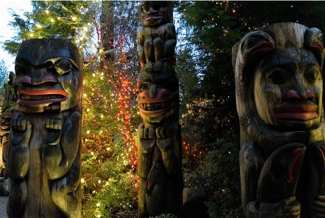 Twinkle Lights and Teetering Heights: Christmas at the Capilano Suspension Bridge