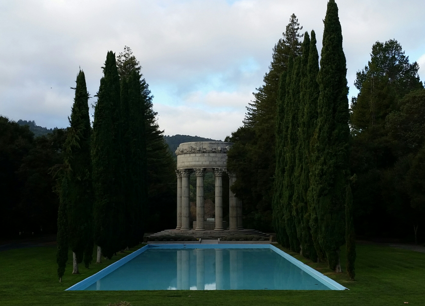 Hidden Gems of San Francisco: Pulgas Water Temple