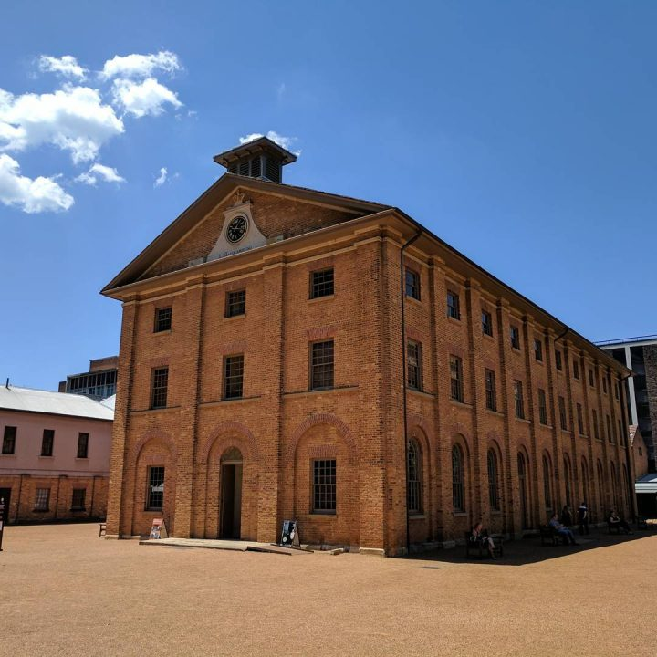 A Day at Sydney's Hyde Park Barracks