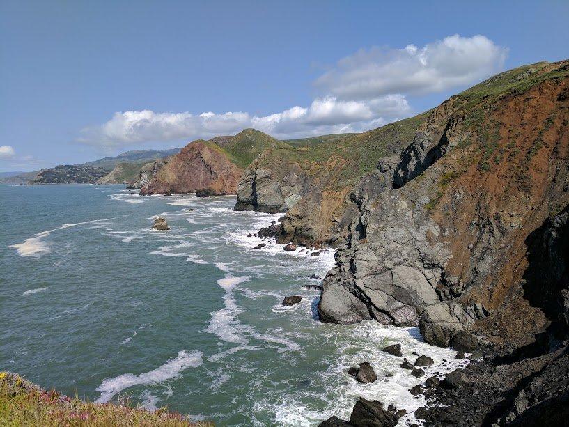 Hidden Gems of San Francisco: Hiking Marin Headlands Rodeo Beach