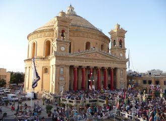 Maltese Festivals, Mosta