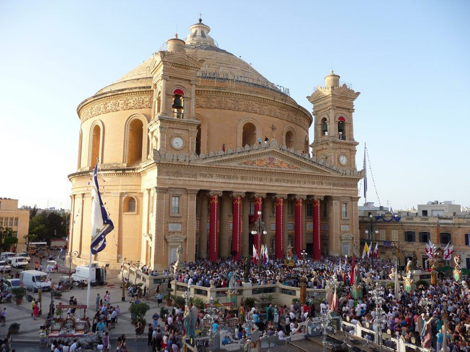 Maltese feasts: Tradition meets party