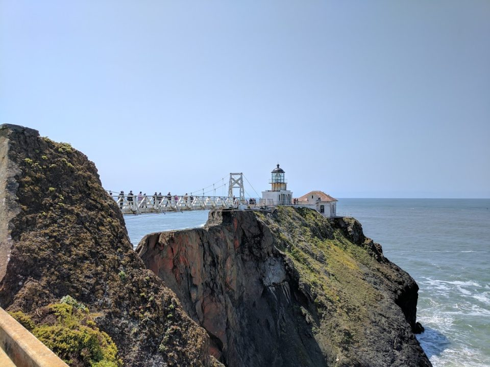 Hidden Gems of San Francisco: Point Bonita Lighthouse