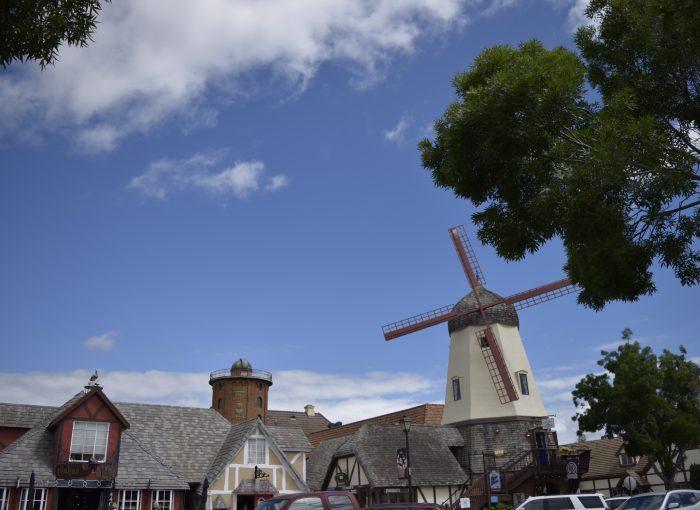 California-road-trip-solvang-historic-town