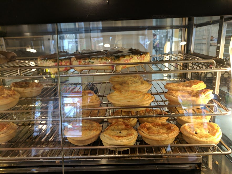 Where to get Aussie Meat Pies in the US