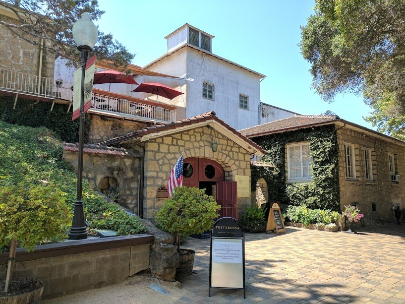 Testarossa Winery: A gem outside of Napa