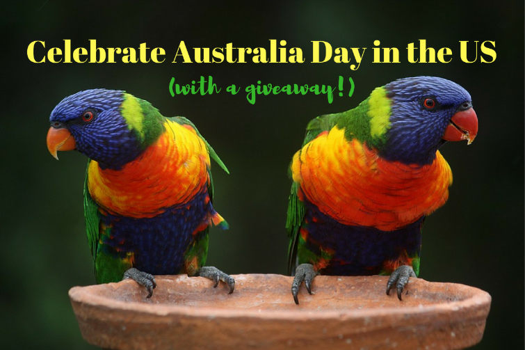 10 ways to celebrate Australia Day in the US (with a giveaway!)