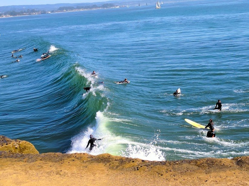 Sun, sand and sea: A Santa Cruz weekend