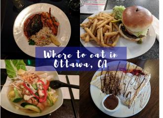 Where to eat in Ottawa, Canada