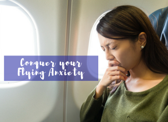 Conquer your flying anxiety