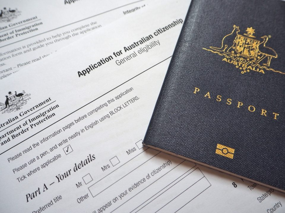 Australian citizenship for babies born overseas