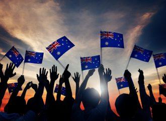 You're an Australian Expat when