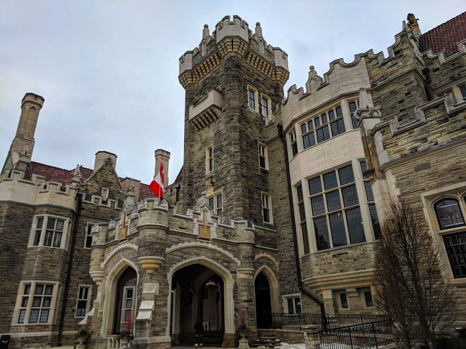 Casa Loma history (Toronto's castle on the hill)