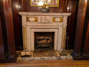 Casa Loma Fireplace
