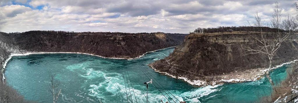 Niagara River Whirlpool