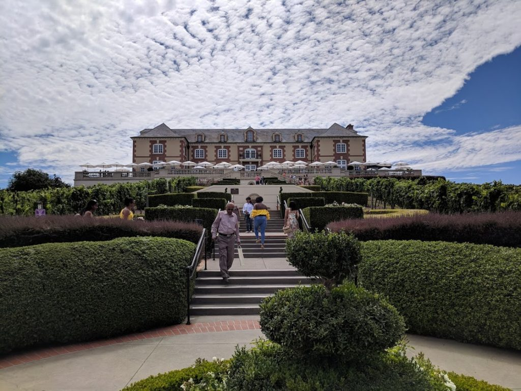 Domaine-Carneros-Winery