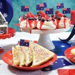 Americanised Australian Food