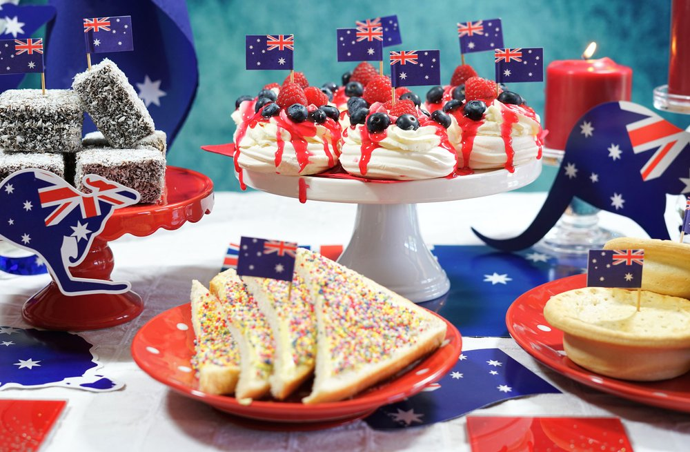 Americanised Australian food (and drink)