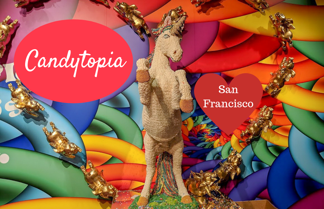 Visit Candytopia San Francisco