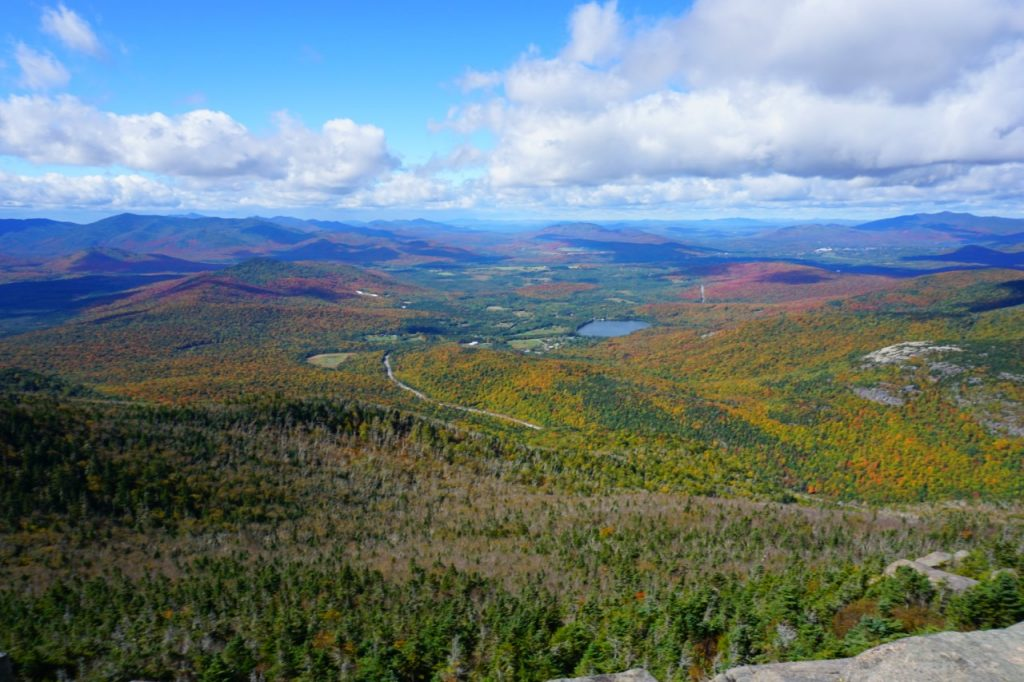 Cascade Mountain Hike in Adirondack Mountains