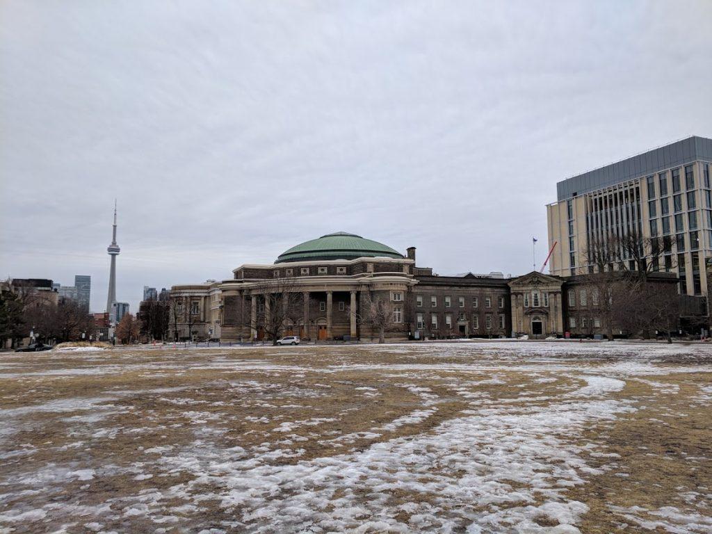 University of Toronto's Convocation Hall