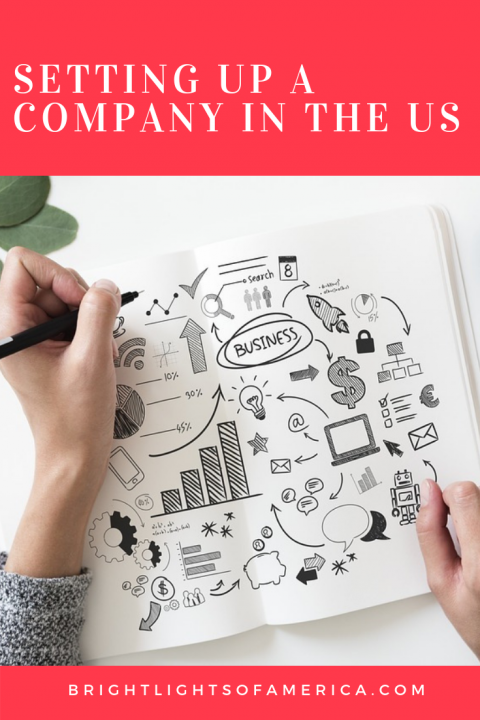 Setting up a #company in the US for Australians