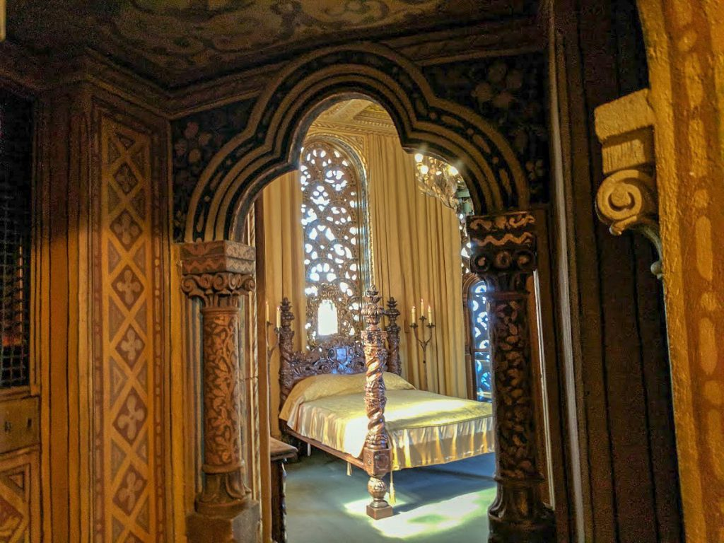 Hearst Castle Celestial Suite