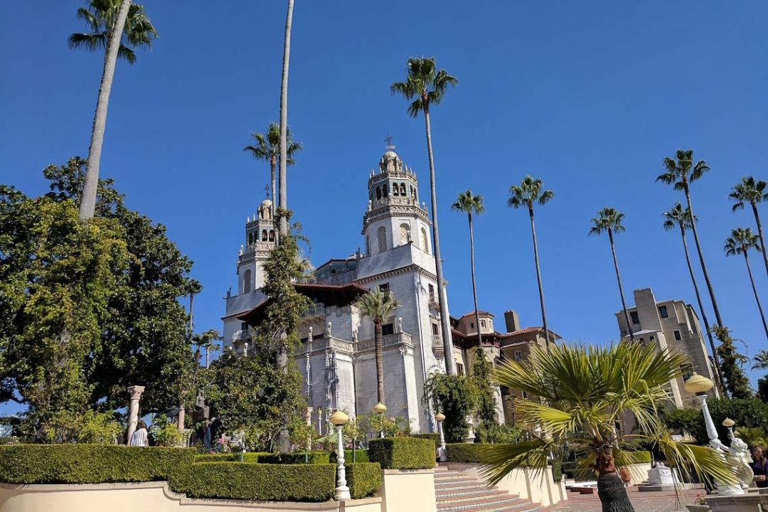 California's Hearst Castle pictures (and tales)