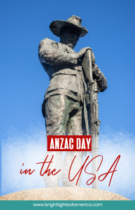 Where to commemorate ANZAC Day in the US