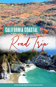The Ultimate California Highway 1 coastal road trip itinerary