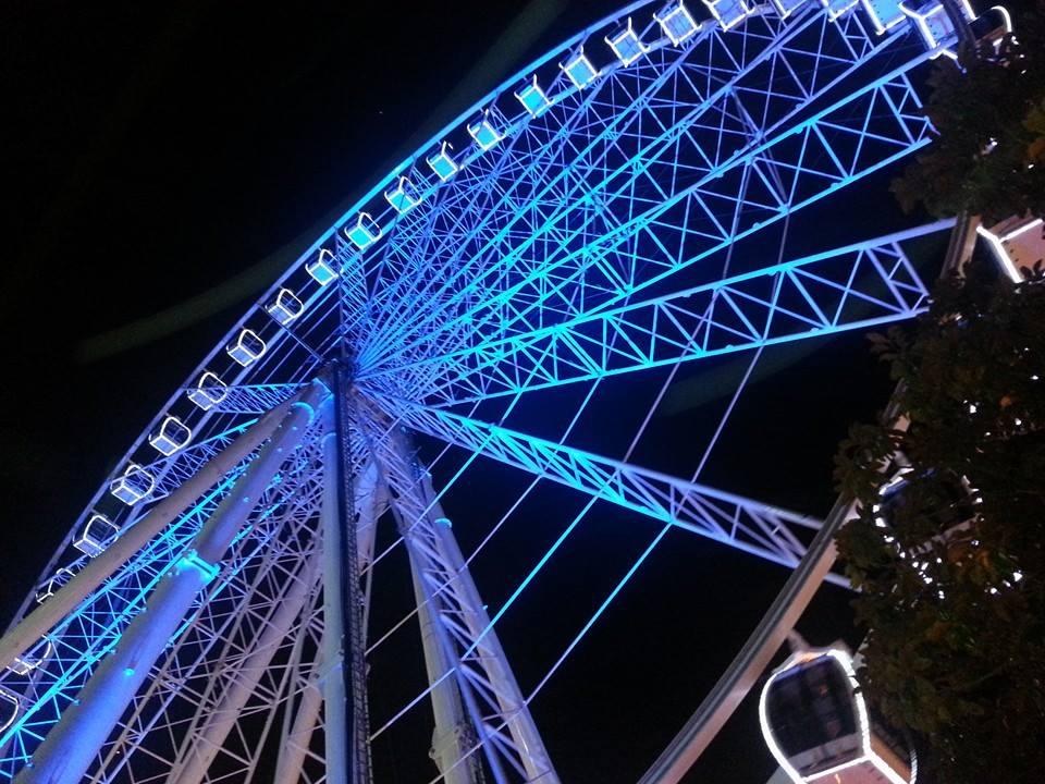 Atlanta Skyview Wheel