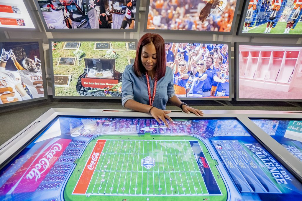 Atlanta College Football Hall of Fame