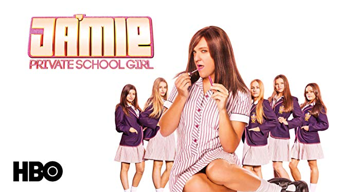 Ja'mie Private School Girl on HBO