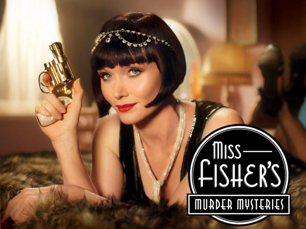 Miss Fisher's Murder Mysteries Australian TV show