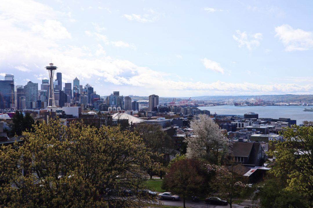 Great places to eat in Seattle