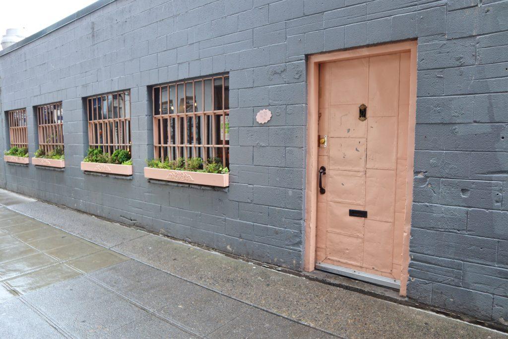 The Pink Door restaurant in Seattle