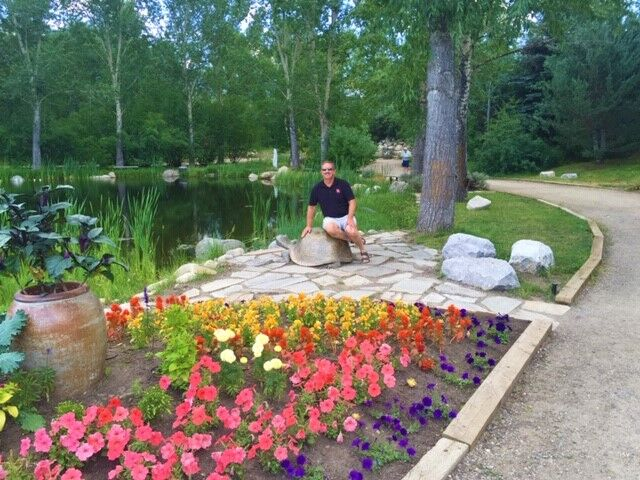 Yampa Botanical Park in Steamboat Springs