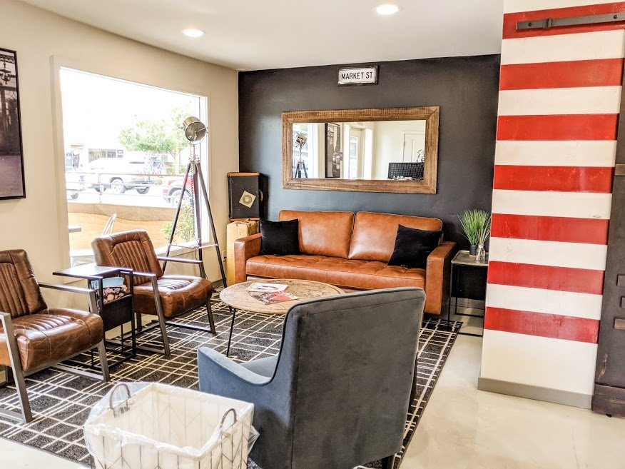 Americana Modern Hotel Redding California